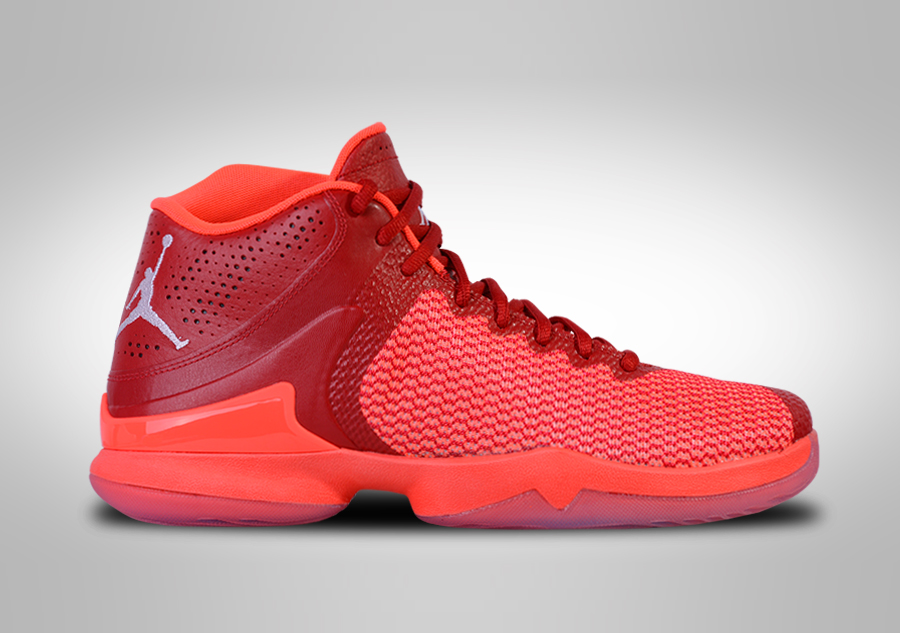 new product 01182 b160f NIKE AIR JORDAN SUPER.FLY 4 PO  GYM RED  BLAKE GRIFFIN