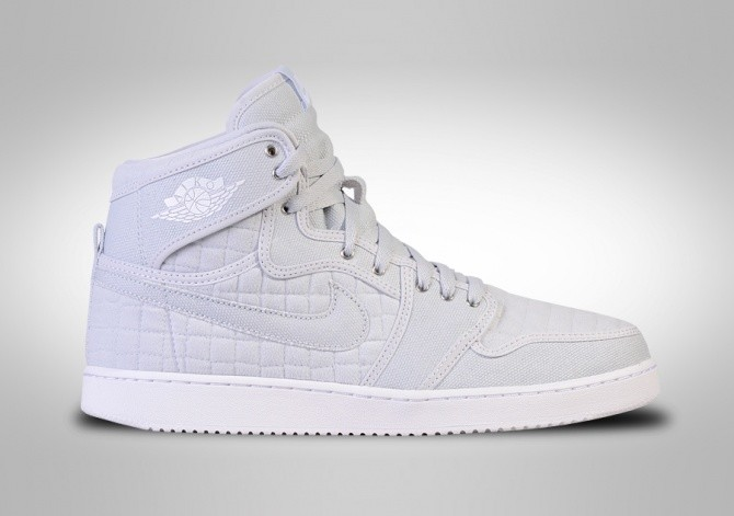 NIKE AIR JORDAN 1 RETRO KO HIGH OG PURE PLATINUM