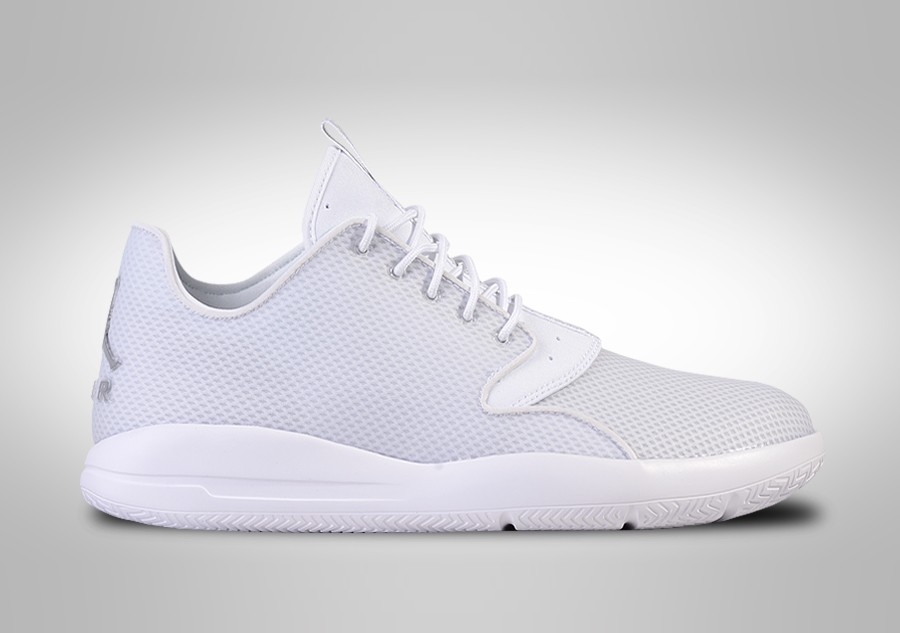 8cfc591d595 NIKE AIR JORDAN ECLIPSE WHITE METALLIC SILVER pour €92