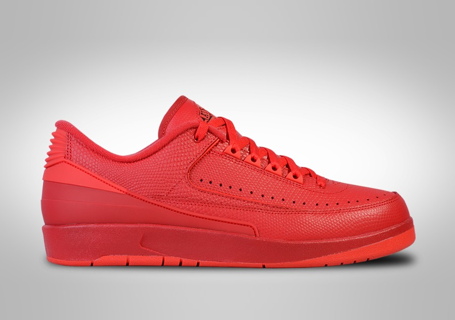 huge selection of 143d8 065e1 NIKE AIR JORDAN 2 RETRO LOW GYM RED