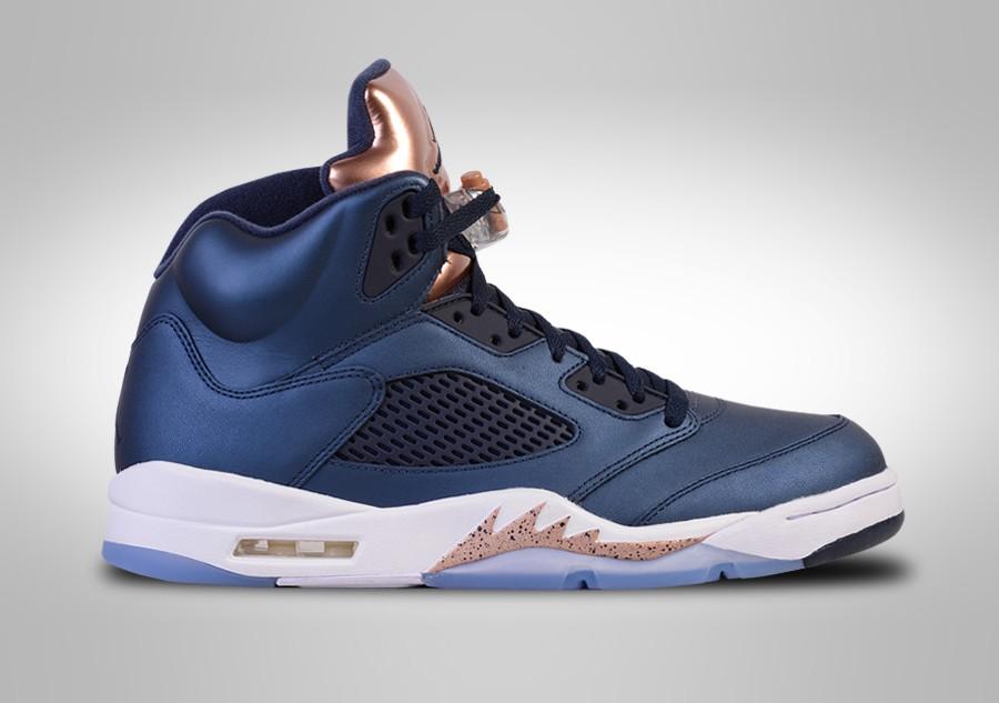 Nike Air Jordan 5 Retro Bronze
