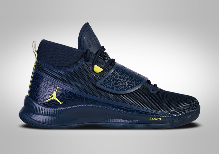 a0f57f9f371f76 NIKE AIR JORDAN SUPER.FLY 5 PO NAVY BLUE LIME BLAKE GRIFFIN price ...