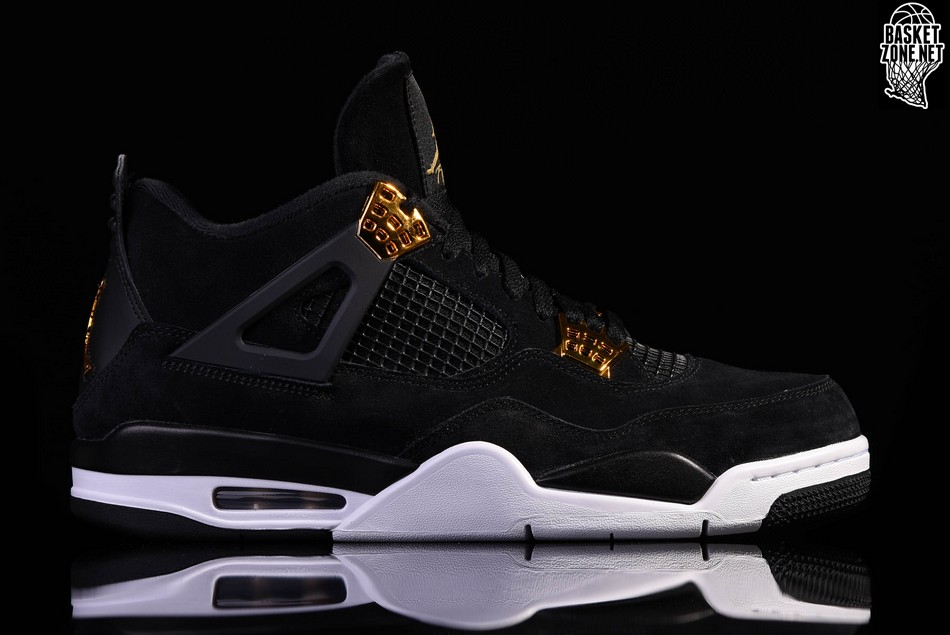 45387f573bd504 NIKE AIR JORDAN 4 RETRO BG ROYALTY price €115.00