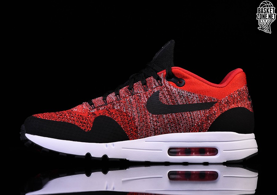 NIKE AIR MAX 1 ULTRA 2.0 FLYKNIT UNIVERSITY RED price