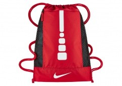 NIKE HOOPS ELITE GYMSACK UNIVERSITY RED
