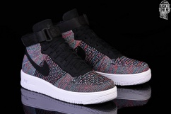 air force flyknit rosse