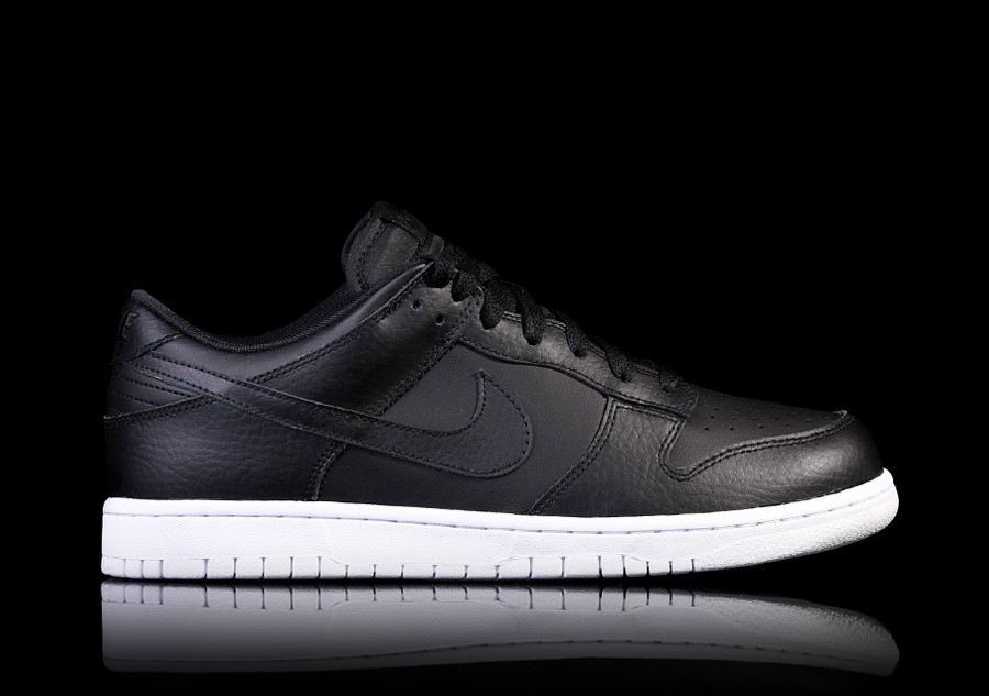 save off 984ed e2632 NIKE DUNK LOW BLACK price €69.00  Basketzone.net