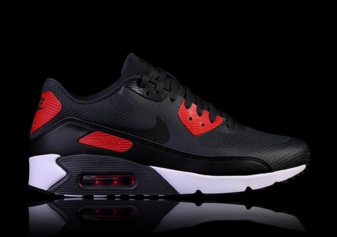 Nike Air Max 90 Ultra 2.0 Essential Anthracite Black