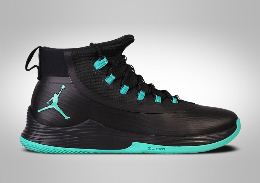 best sneakers 00af6 6731c NIKE AIR JORDAN ULTRA.FLY 2 BLACK HYPER JADE JIMMY BUTLER price ...