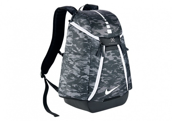 NIKE HOOPS ELITE MAX AIR BASKETBALL BACKPACK ANTHRACITE
