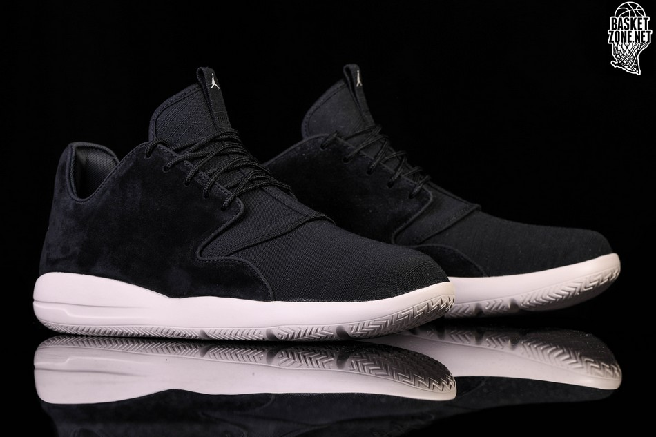 online store c7455 7bc4c NIKE AIR JORDAN ECLIPSE LEATHER BLACK