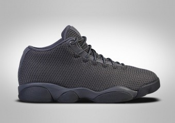 nike air jordan horizon low triple czarny