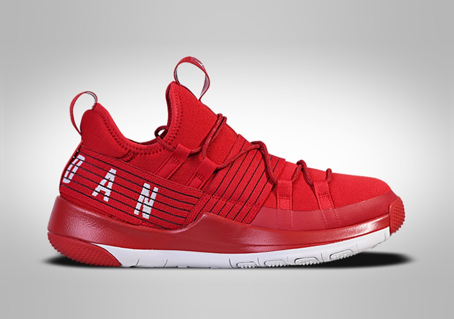 the latest c8a12 21902 NIKE AIR JORDAN TRAINER PRO BG GYM RED price €79.00   Basketzone.net