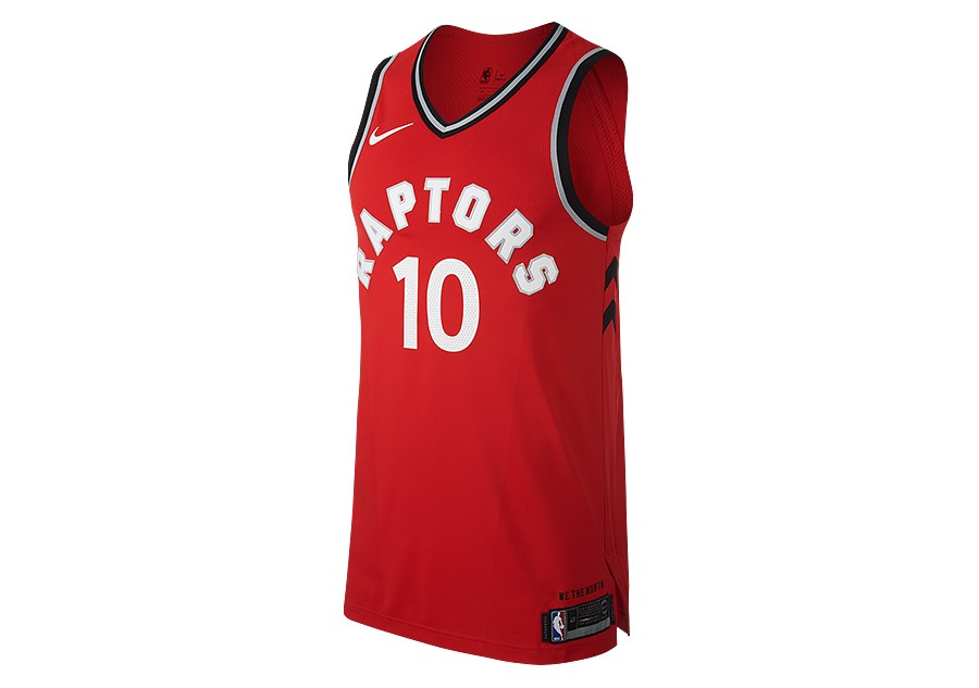 NIKE NBA CONNECTED TORONTO RAPTORS ROAD DEMAR DEROZAN AUTHENTIC JERSEY 734fc434a