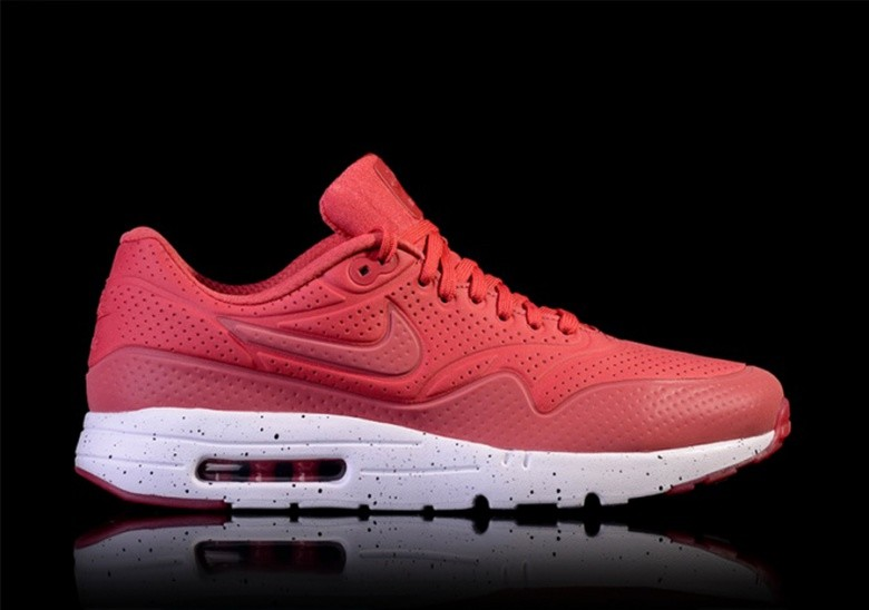 NIKE AIR MAX 1 ULTRA MOIRE TERRA RED