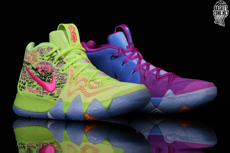 4294747c3f91 ireland hot in italy 2018 nike kyrie 4 what the christmas teal in f7a85  d9c42  shopping nike kyrie 4 confetti limited edition 0eb10 731ac