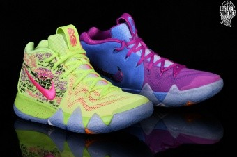 new products 77a41 d5258 NIKE KYRIE 4 CONFETTI LIMITED EDITION per €275,00 ...