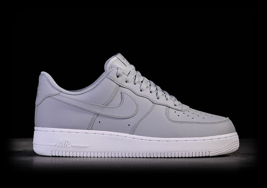 reputable site 661f0 0810e NIKE AIR FORCE 1  07 WOLF GREY