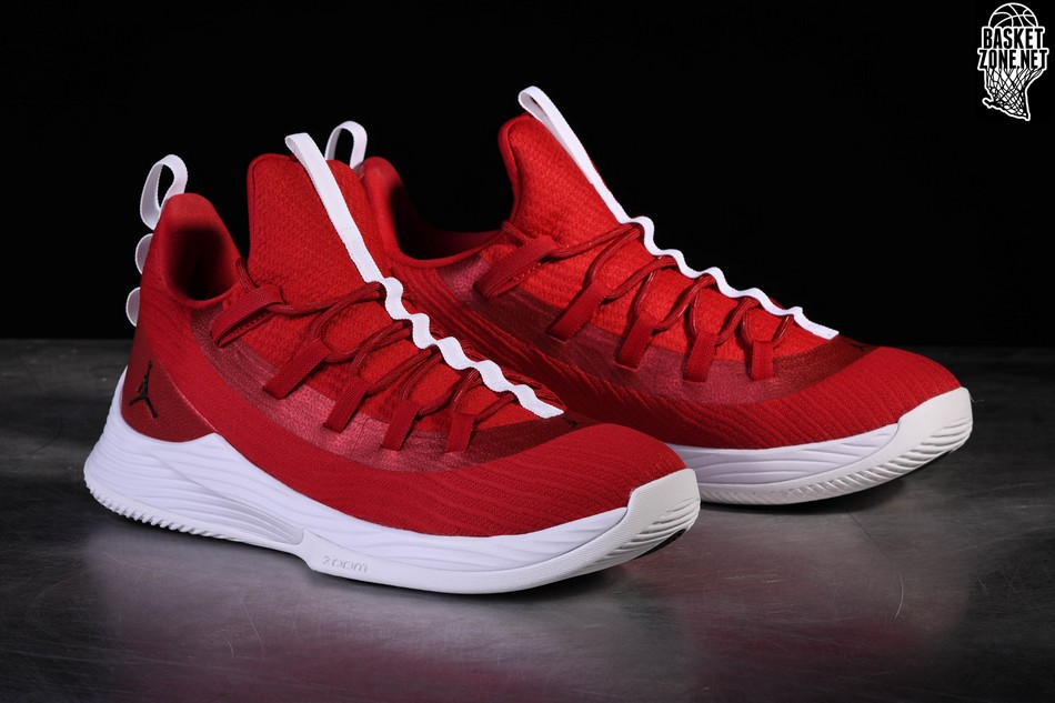 18fafda194a6d8 NIKE AIR JORDAN ULTRA.FLY 2 LOW GYM RED JIMMY BUTLER price €97.50 ...