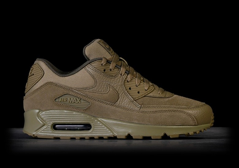 NIKE AIR MAX 90 PREMIUM NEUTRAL OLIVE