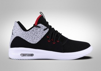 best service 5720f f022d ZAPATILLAS DE BALONCESTO. NIKE AIR JORDAN FIRST CLASS BLACK CEMENT
