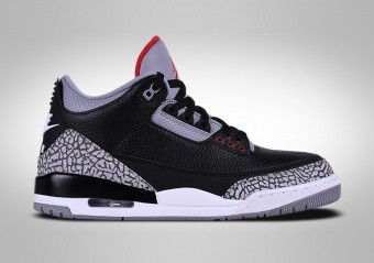 newest bac94 fb317 ... ireland nike air jordan 3 retro black cement 5d6ee 6e30e
