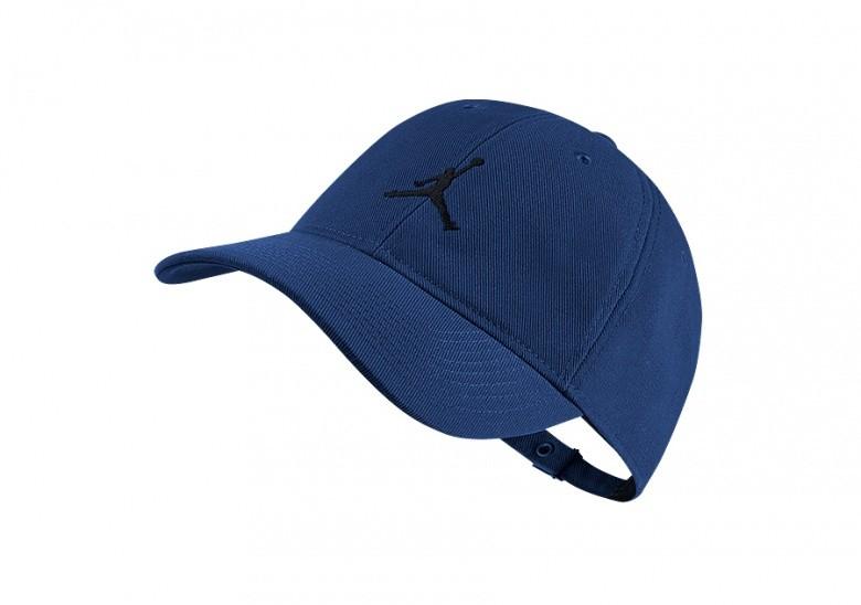 quality design f116f b6167 NIKE AIR JORDAN JUMPMAN FLOPPY H86 HAT DEEP ROYAL BLUE