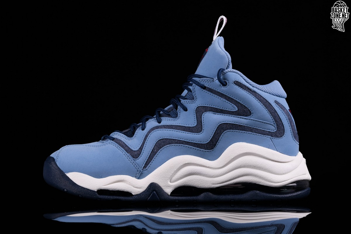 best service 829df a23d0 NIKE AIR PIPPEN WORK BLUE. 325001-403