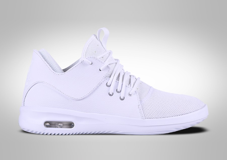 finest selection 05237 bacdd NIKE AIR JORDAN FIRST CLASS TRIPLE WHITE price €109.00   Basketzone.net