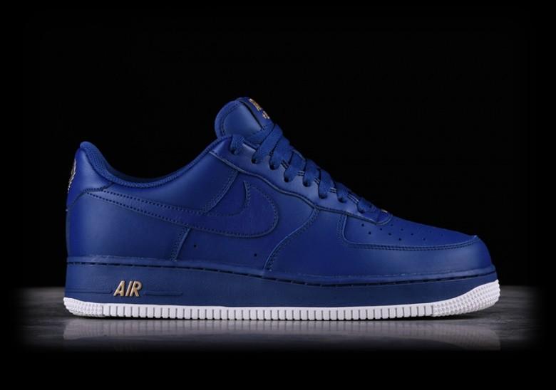 NIKE AIR FORCE 1  07 DEEP ROYAL BLUE Modré cena 2232 c52267ac8cc