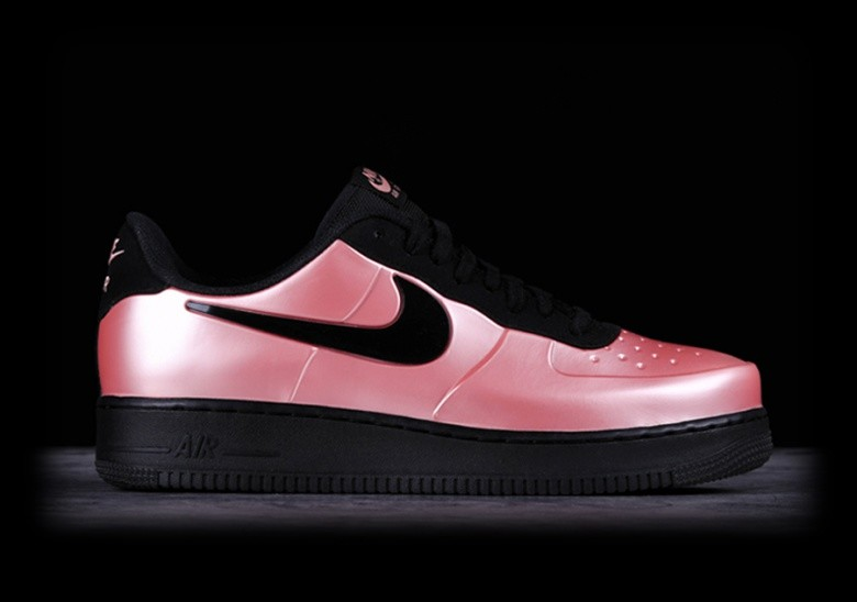 save off 836fd 1eb2e NIKE AIR FORCE 1 FOAMPOSITE PRO CUP CORAL STARDUST