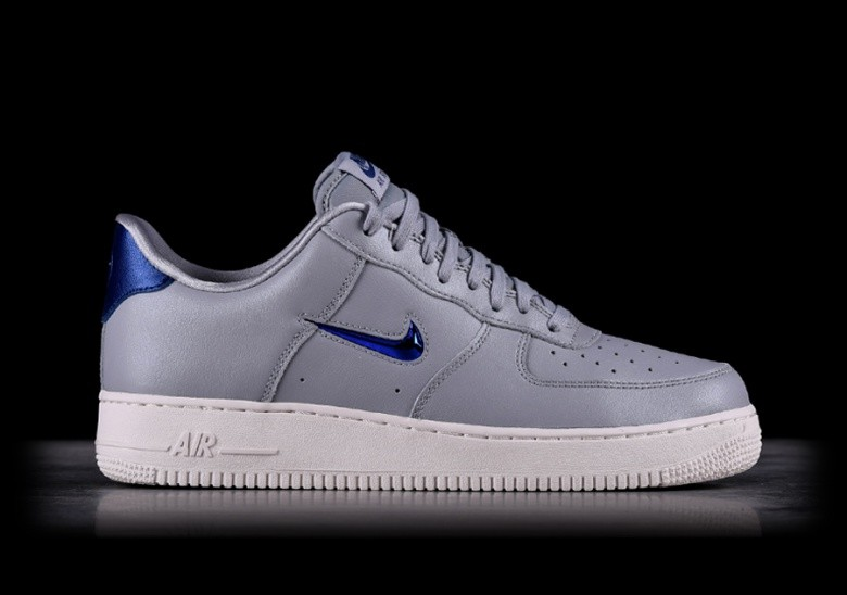 new concept 87d50 7b656 NIKE AIR FORCE 1  07 LV8 LEATHER JEWEL