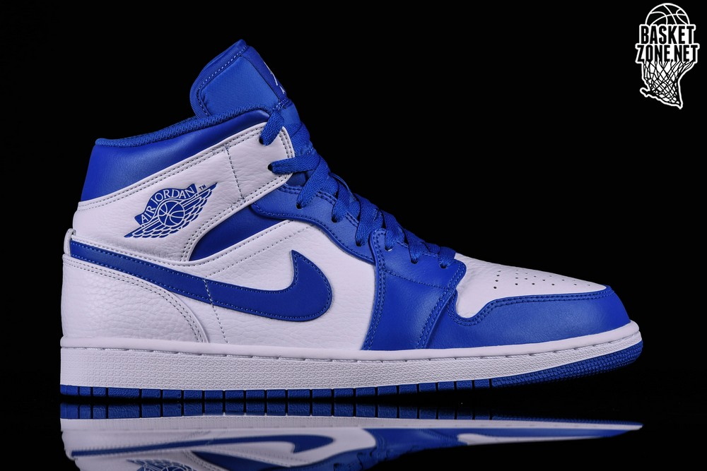 pretty nice 5c4b2 9ba5a NIKE AIR JORDAN 1 RETRO MID HYPER ROYAL