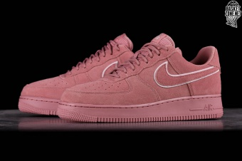 Nike Air Force 1 ´07 LV8 SUEDE Red Stardust Red Stardust | Footshop