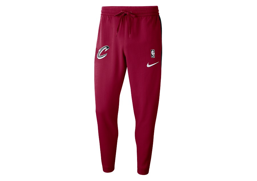3db5066c644 NIKE NBA CLEVELAND CAVALIERS SHOWTIME DRY PANTS TEAM RED cena 2172 ...