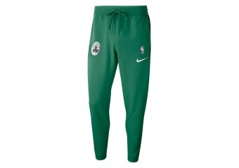 NIKE NBA BOSTON CELTICS SHOWTIME DRY PANTS CLOVER