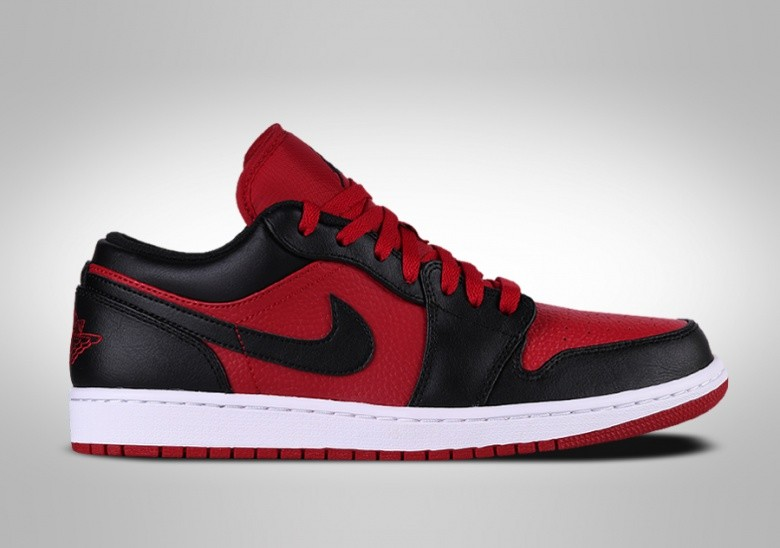 NIKE AIR JORDAN 1 RETRO LOW BANNED