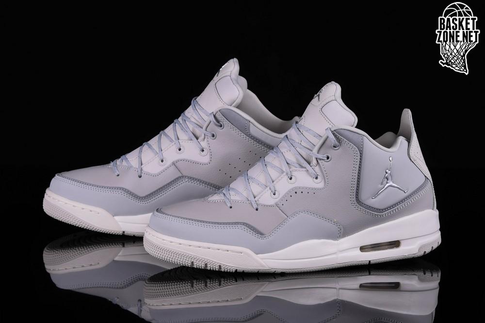 best sneakers 282ab 3a6c2 NIKE AIR JORDAN COURTSIDE 23 WOLF GREY price €109.00  Basket