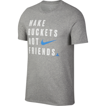 NIKE MAKE BUCKETS DRY TEE DARK