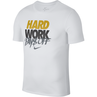 NIKE HARD WORK DRY ELITE TEE