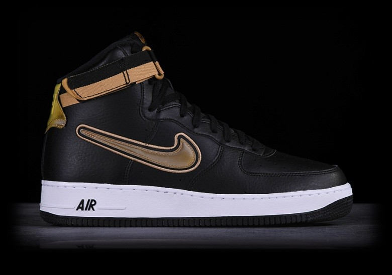 san francisco 2995f 0886a NIKE AIR FORCE 1 HIGH  07 LV8 NBA SPORT PACK
