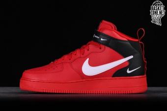 Red Nike Lv8 Mid '07 Por €127 Force Utility Air 50 1 bIYg7f6yv