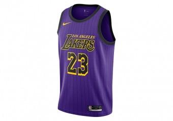 buy popular 6f4f9 ef0f6 T-SHIRTS. NIKE NBA LOS ANGELES LAKERS LEBRON ...
