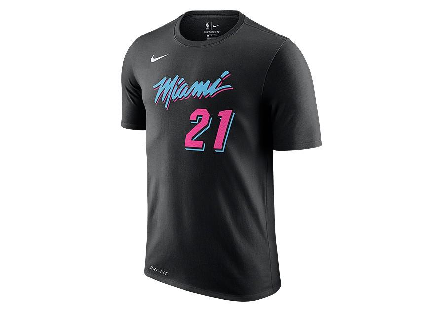b0e90124 NIKE NBA MIAMI HEAT HASSAN WHITESIDE DRY TEE BLACK price €32.50    Basketzone.net