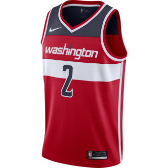 NIKE NBA WASHINGTON WIZARDS JOHN WALL SWINGMAN ROAD JERSEY