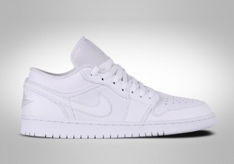 NIKE AIR JORDAN 1 RETRO LOW ALL WHITE