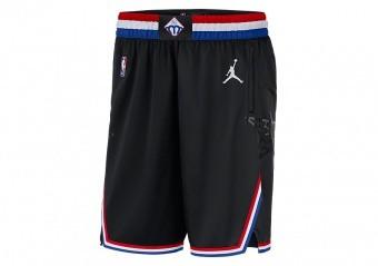 9ef6bcb85 NIKE AIR JORDAN NBA ALL STAR WEEKEND 2019 LEBRON JAMES AUTHENTIC JERSEY  WHITE per €189