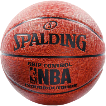 SPALDING NBA GRIP CONTROL IN/OUT (SIZE 7)