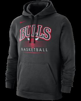 NIKE NBA CHICAGO BULLS CREST HOODY