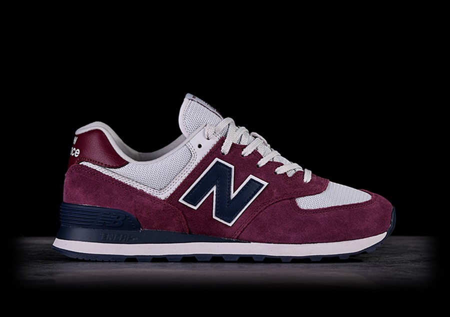 NEW BALANCE 574 SCARLET WITH PIGMENT price €65.00 | Basketzone.net